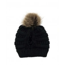 Believe Boutique Black Toboggan