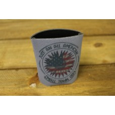 Small Town Girl Lilac Gray Koozie