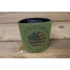 Small Town Girl Olive Koozie